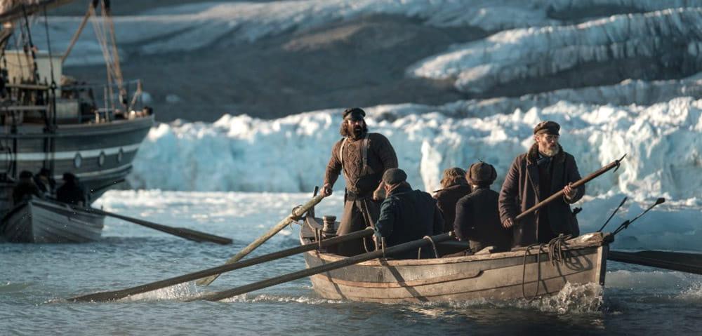 """Πρώτο Trailer Από Την Μίνι Σειρά """"The North Water"""""""