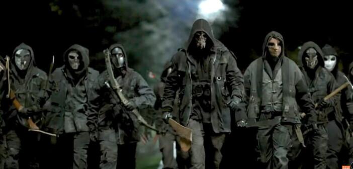 "Trailer Απο Την Ενδέκατη Και Τελευταία Σεζόν Του ""The Walking Dead"""