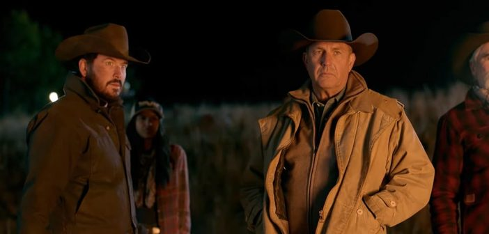 """Trailer Απο Την Τέταρτη Σεζόν Του """"Yellowstone"""""""