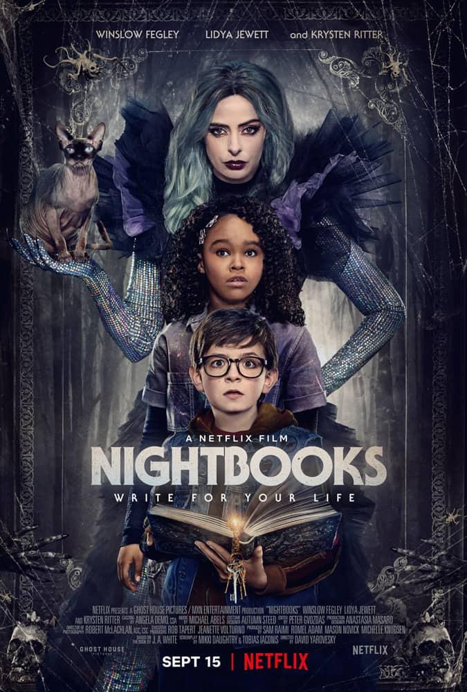 """Πρώτο Trailer Από Το """"Nightbooks"""" Του Netflix"""