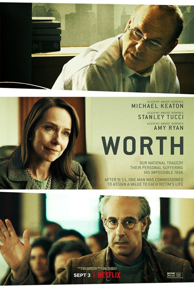 "Trailer Από Το ""Worth"" Του Netflix"