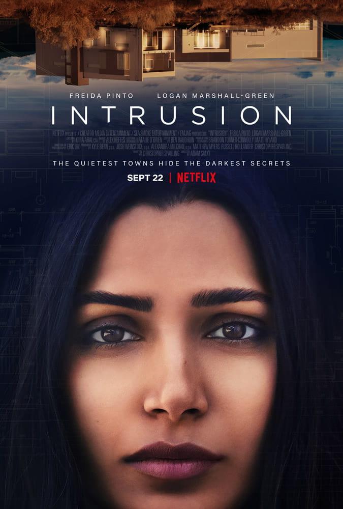 """Πρώτο Trailer Από Το """"Intrusion"""" Του Netflix"""