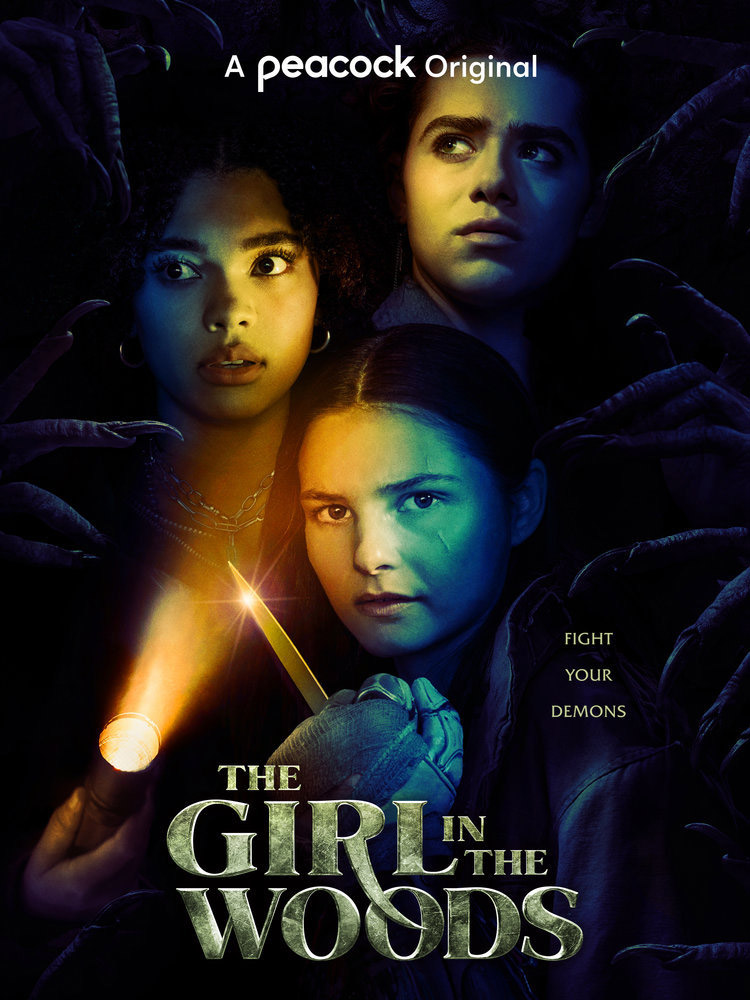 """Trailer Από Την Νέα Σειρά Τρόμου """"The Girl in the Woods"""""""
