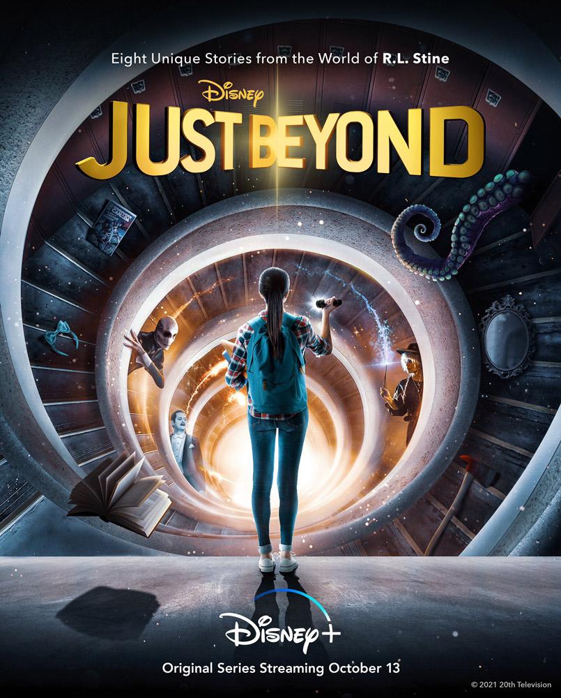 """Πρώτο Trailer Από Την Ανθολογία Τρόμου """"Just Beyond"""""""