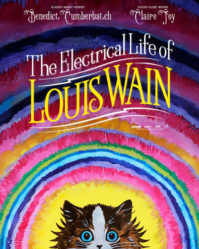 """Trailer Από Το """"The Electrical Life of Louis Wain"""""""