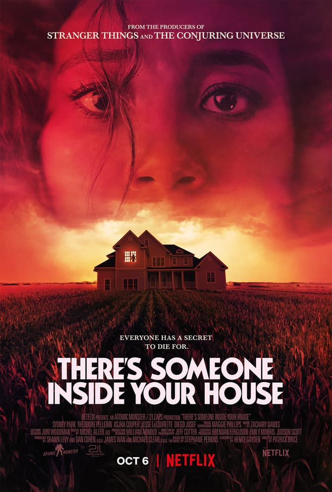 """Trailer Από Το """"There's Someone Inside Your House"""""""