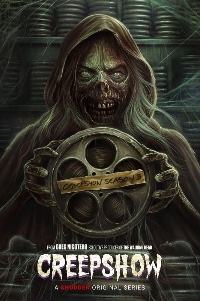 "Trailer Απο Την Τρίτη Σεζόν Του ""Creepshow"""