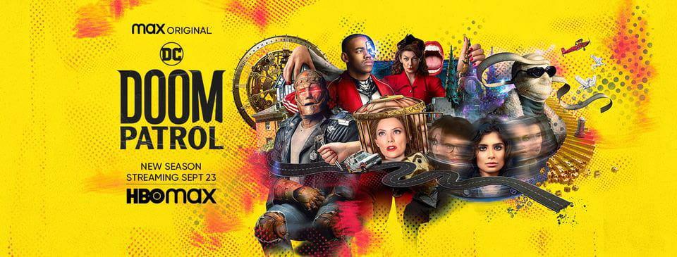 """Νέο Trailer Από Την Τρίτη Σεζόν Του """"Doom Patrol"""""""