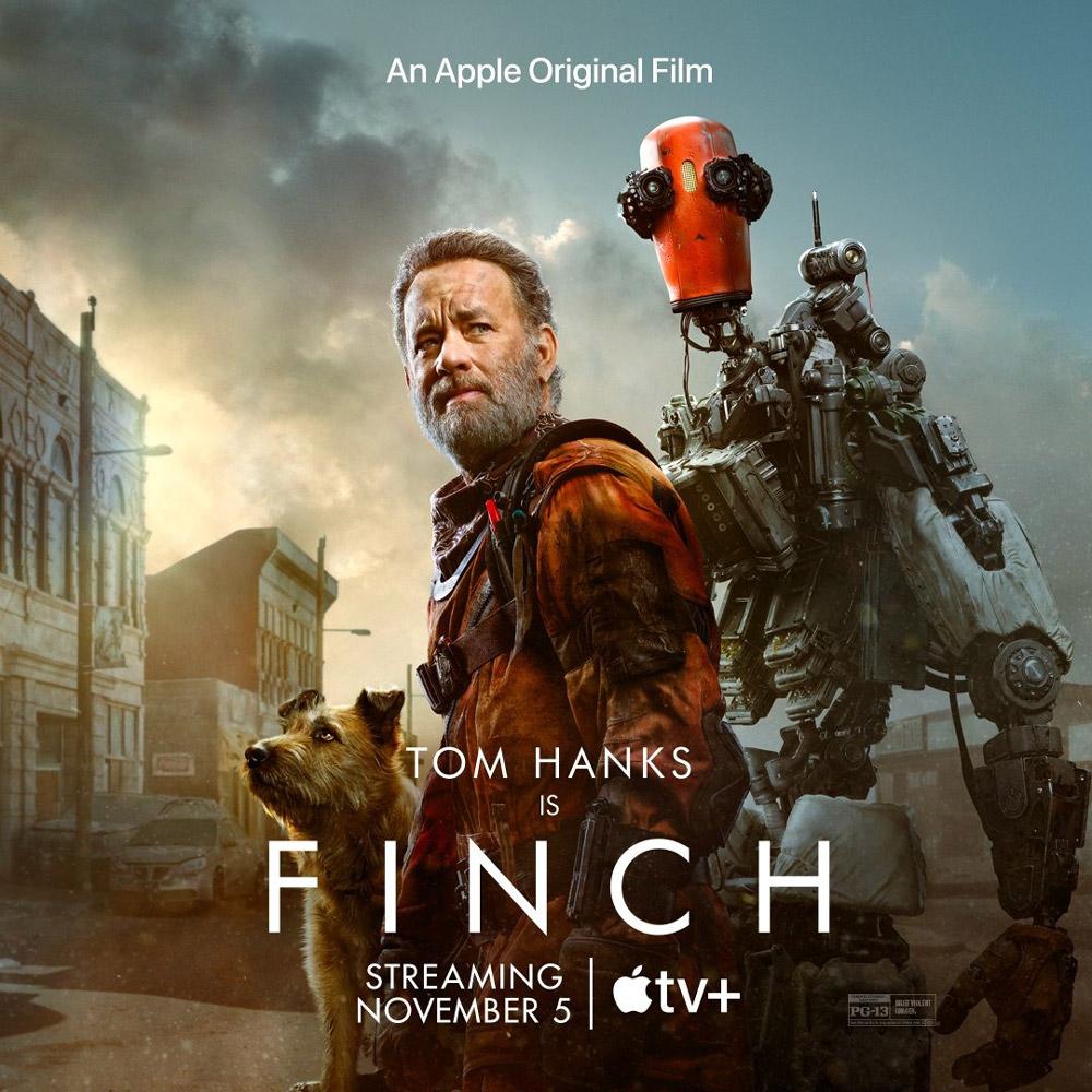 """Πρώτο Trailer Από Το Δραματικό Sci-Fi """"Finch"""""""