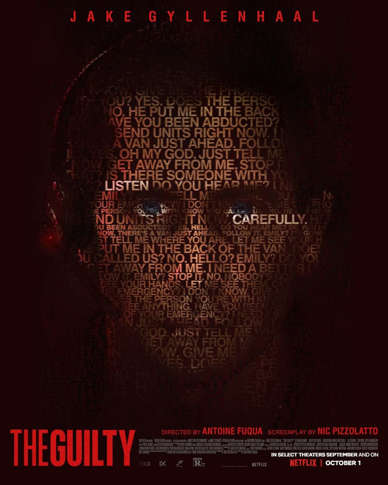 """Πρώτο Trailer Από Το """"The Guilty"""" Του Netflix"""