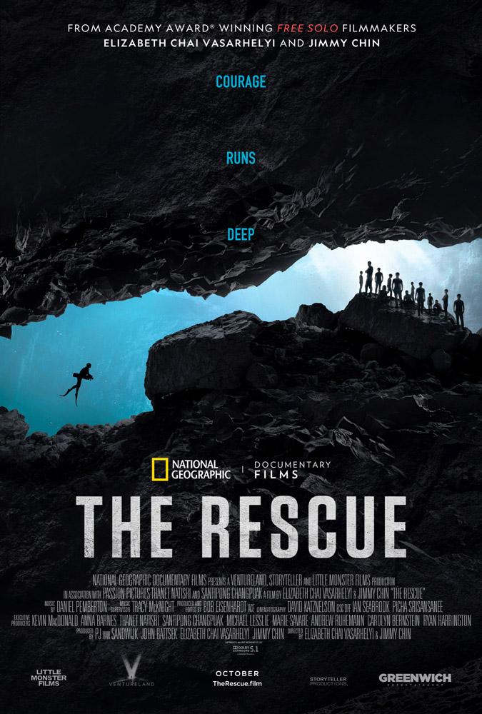 """Trailer Από Το Ντοκιμαντέρ """"The Rescue"""""""