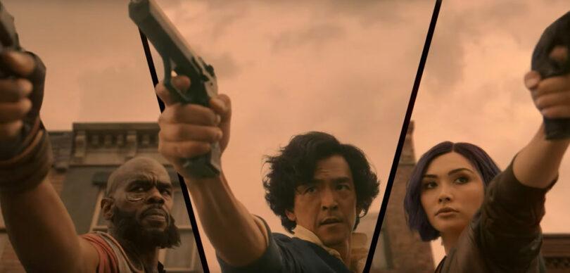 """Πρώτο Trailer Από Το """"Cowboy Bebop"""" Του Netflix"""