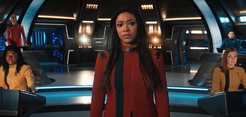 "Trailer Από Την Τέταρτη Σεζόν Του ""Star Trek Discovery"""