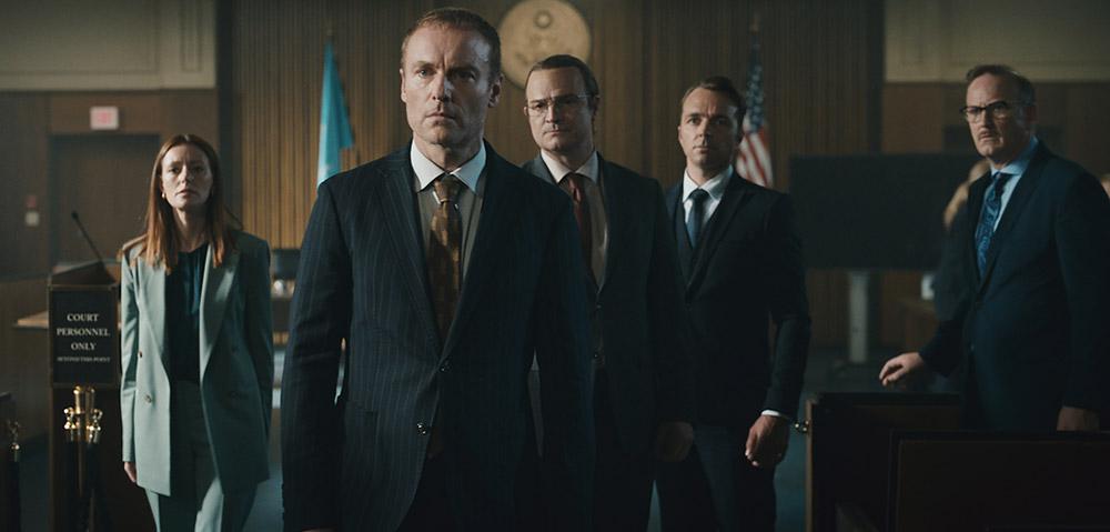 "Trailer Από Το ""The Billion Dollar Code"" Του Netflix"