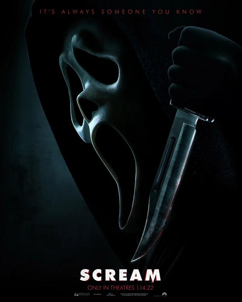 """Πρώτο Trailer Από Το Θρίλερ Τρόμου """"Scream 5"""""""