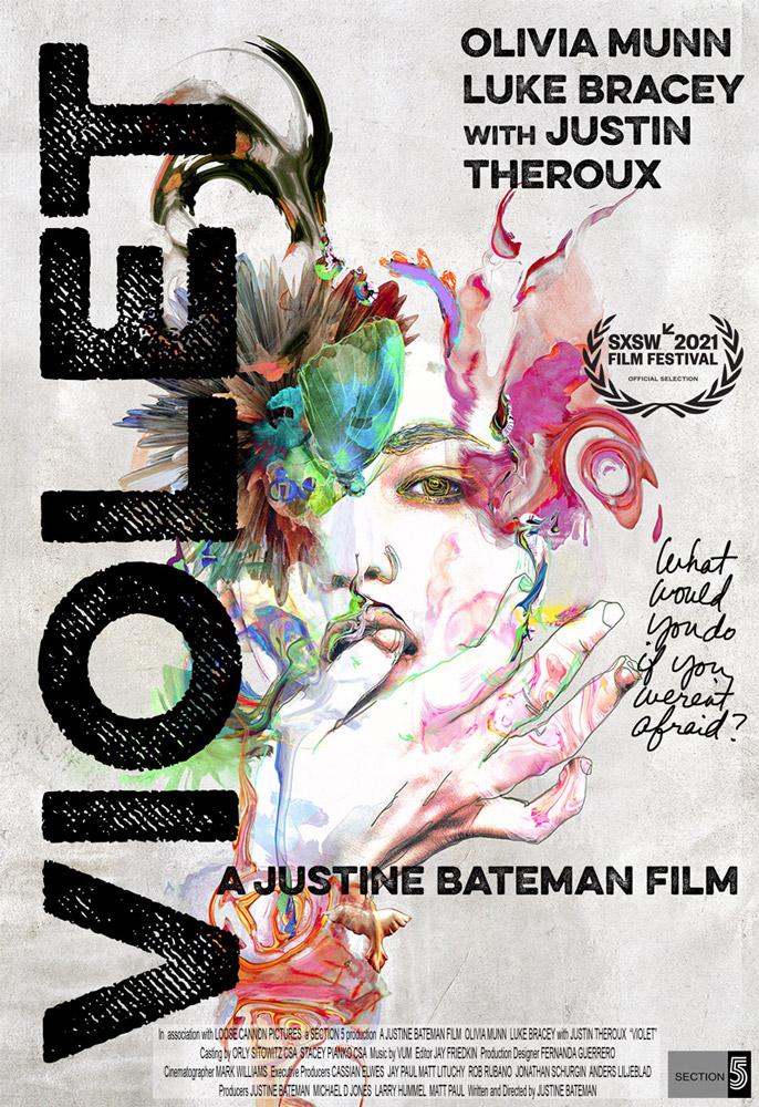 """Trailer Από Το Δραματικό """"Violet"""""""